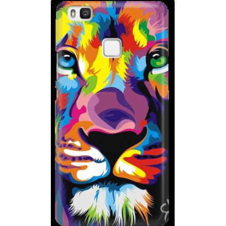 Etui na telefon Huawei P9 Lite Kolorowy Lew