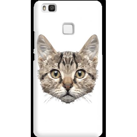 Etui na telefon Huawei P9 Lite Kot Geometryczny