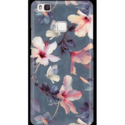Etui na telefon Huawei P9 Lite Kwiatowy Ogród