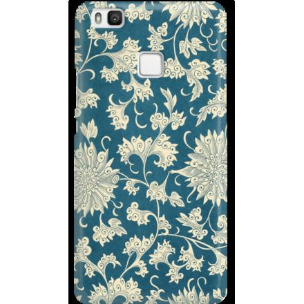 Etui na telefon Huawei P9 Lite Kwiaty Ornamenty