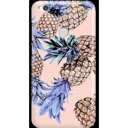 Etui na telefon Huawei P9 Lite 2017 Ananasy