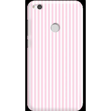 Etui na telefon Huawei P9 Lite 2017 Candy Różowe Paski