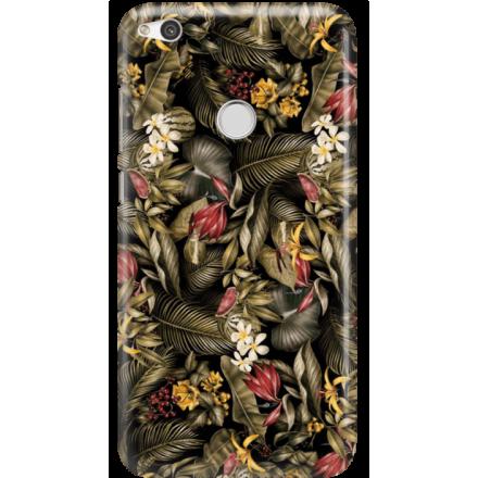 Etui na telefon Huawei P9 Lite 2017 Egzotyczne Rośliny