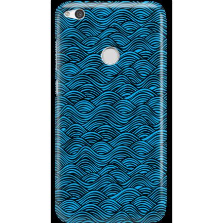 Etui na telefon Huawei P9 Lite 2017 Falujące Morze