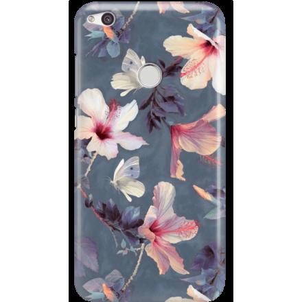 Etui na telefon Huawei P9 Lite 2017 Kwiatowy Ogród
