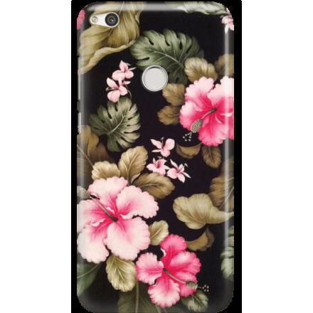 Etui na telefon Huawei P9 Lite 2017 Kwiatowy Raj