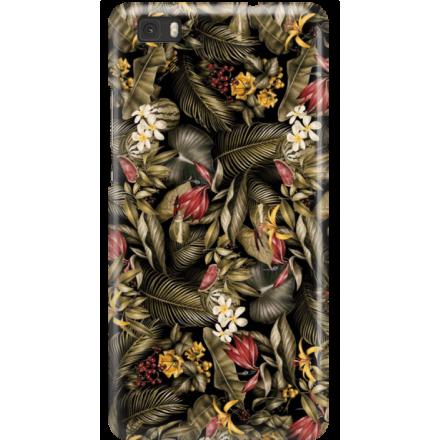 Etui na telefon Huawei P8 Lite Egzotyczne Rośliny