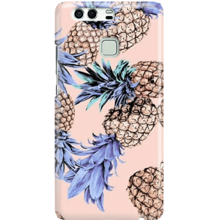Etui na telefon Huawei P9 Ananasy