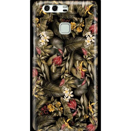 Etui na telefon Huawei P9 Egzotyczne Rośliny