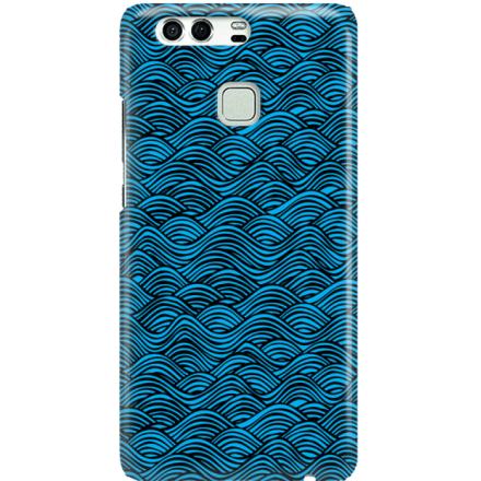 Etui na telefon Huawei P9 Falujące Morze