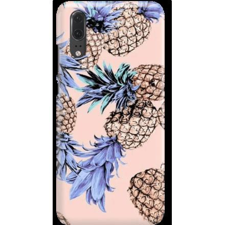 Etui na telefon Huawei P20 Ananasy