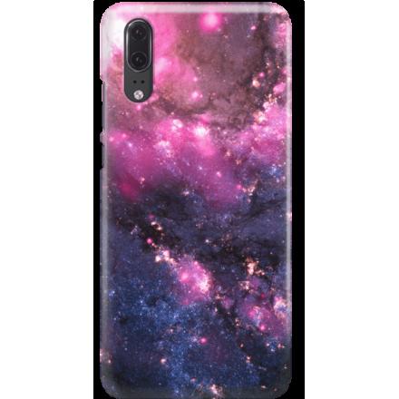 Etui na telefon Huawei P20 Galaktyka