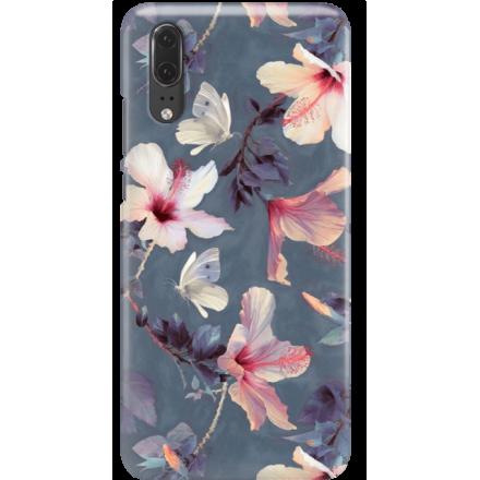 Etui na telefon Huawei P20 Kwiatowy Ogród