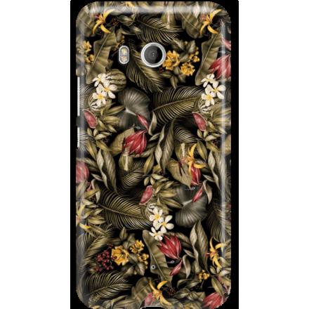 Etui na telefon HTC U11 Egzotyczne Rośliny