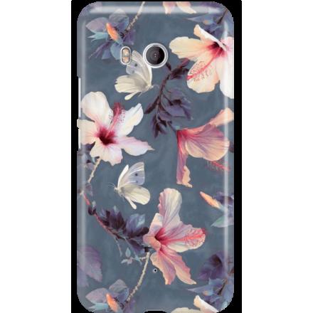 Etui na telefon HTC U11 Kwiatowy Ogród