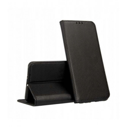 ETUI BOOK MAGNET NA TELEFON OPPO A54 5G / A74 5G / A93 5G CZARNY