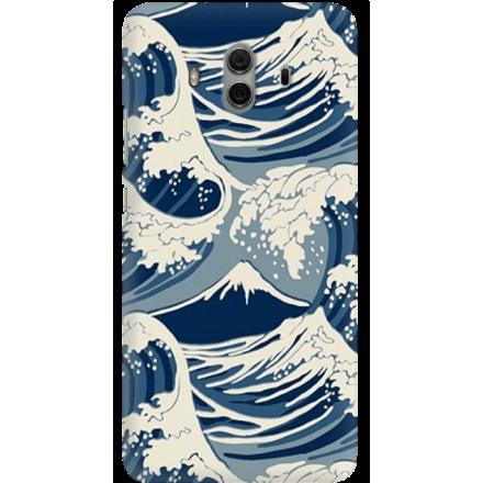 Etui na telefon Huawei Mate 10 Japonskie Fale