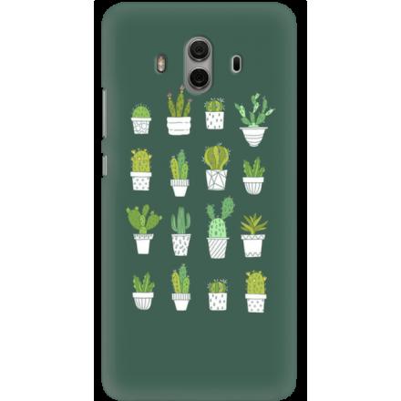 Etui na telefon Huawei Mate 10 Kaktusy