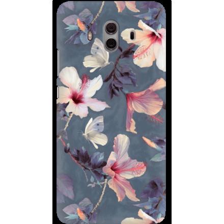 Etui na telefon Huawei Mate 10 Kwiatowy Ogród