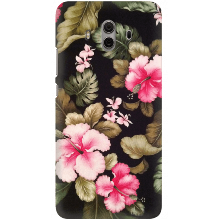Etui na telefon Huawei Mate 10 Kwiatowy Raj