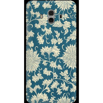 Etui na telefon Huawei Mate 10 Kwiaty Ornamenty