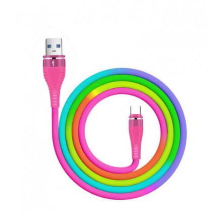 KABEL USB TYP C 1.8 m OMBRE