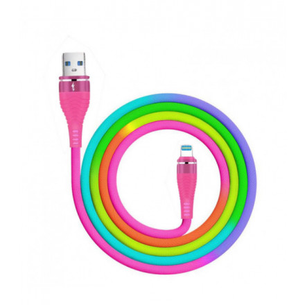 KABEL USB IPHONE 5G 1.8 m OMBRE