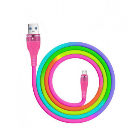KABEL USB MICRO USB 1.8 m OMBRE