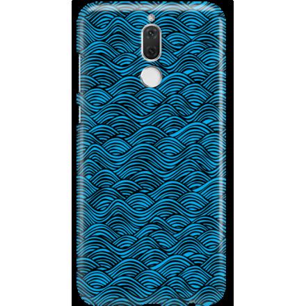 Etui na telefon Huawei Mate 10 Lite Falujące Morze