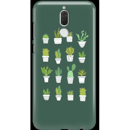 Etui na telefon Huawei Mate 10 Lite Kaktusy