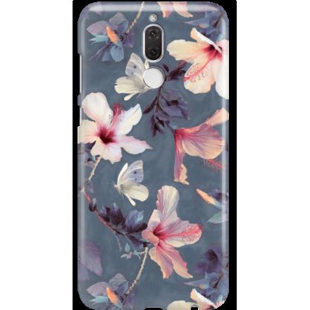 Etui na telefon Huawei Mate 10 Lite Kwiatowy Ogród