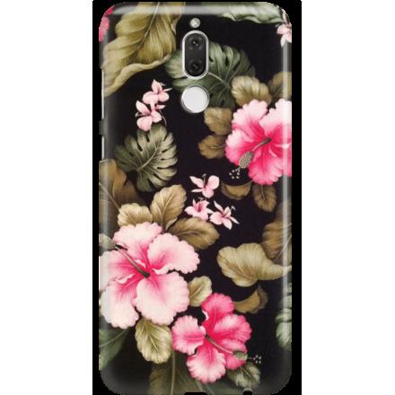 Etui na telefon Huawei Mate 10 Lite Kwiatowy Raj