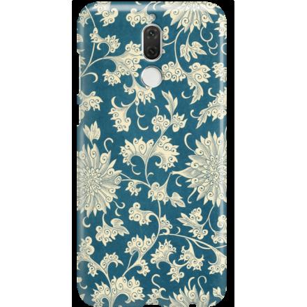 Etui na telefon Huawei Mate 10 Lite Kwiaty Ornamenty