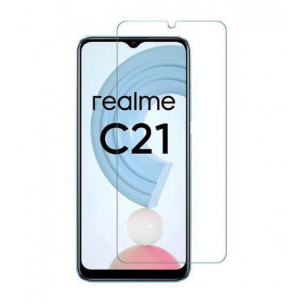 SZKŁO HARTOWANE NA TELEFON REALME C21 TRANSPARENT