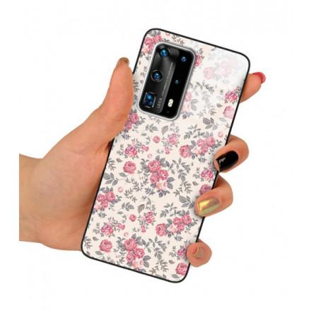 ETUI BLACK CASE GLASS NA TELEFON HUAWEI P40 PRO PLUS ST_RZO-2021-1-101