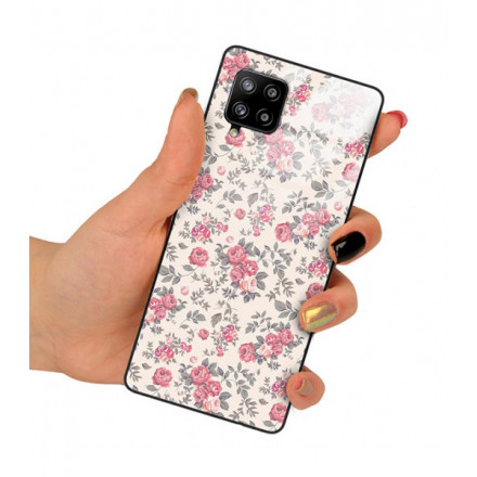 ETUI BLACK CASE GLASS NA TELEFON SAMSUNG GALAXY A42 5G ST_RZO-2021-1-101