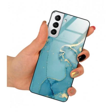 ETUI BLACK CASE GLASS NA TELEFON SAMSUNG GALAXY S21 PLUS / S30 PLUS ST_RZO-2021-1-105