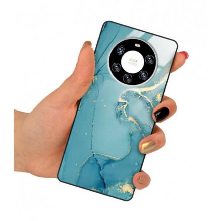ETUI BLACK CASE GLASS NA TELEFON HUAWEI MATE 40 PRO PLUS ST_RZO-2021-1-105