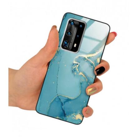 ETUI BLACK CASE GLASS NA TELEFON HUAWEI P40 PRO PLUS ST_RZO-2021-1-105