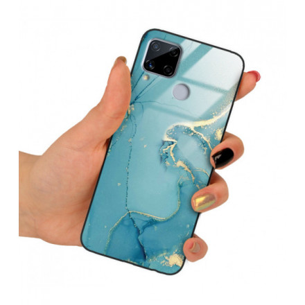 ETUI BLACK CASE GLASS NA TELEFON REALME C15 ST_RZO-2021-1-105