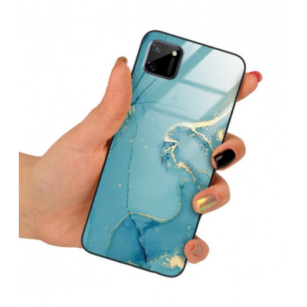 ETUI BLACK CASE GLASS NA TELEFON REALME C11 ST_RZO-2021-1-105