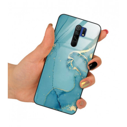 ETUI BLACK CASE GLASS NA TELEFON XIAOMI REDMI 9 ST_RZO-2021-1-105