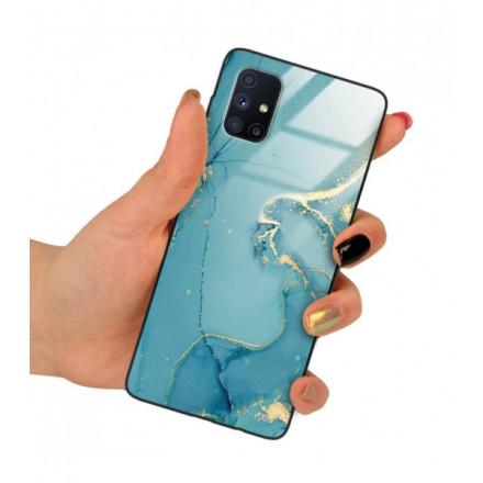 ETUI BLACK CASE GLASS NA TELEFON SAMSUNG GALAXY M51 ST_RZO-2021-1-105