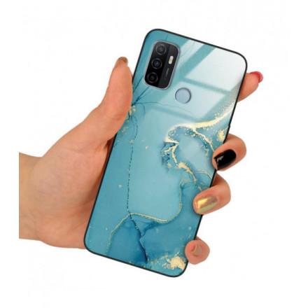 ETUI BLACK CASE GLASS NA TELEFON OPPO A53 ST_RZO-2021-1-105