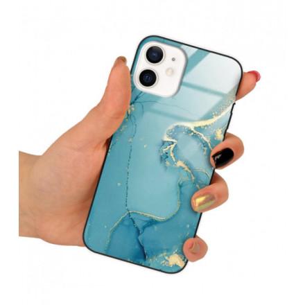 ETUI BLACK CASE GLASS NA TELEFON APPLE IPHONE 12 MINI ST_RZO-2021-1-105
