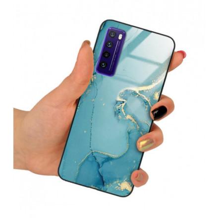ETUI BLACK CASE GLASS NA TELEFON HUAWEI NOVA 7 ST_RZO-2021-1-105