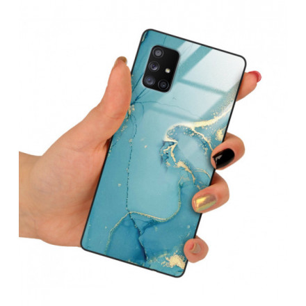 ETUI BLACK CASE GLASS NA TELEFON SAMSUNG GALAXY A71 5G ST_RZO-2021-1-105