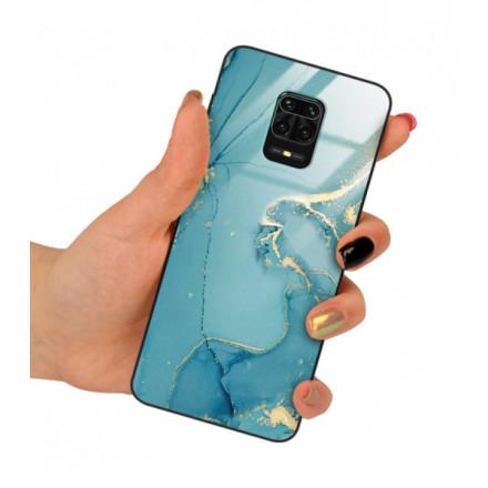 ETUI BLACK CASE GLASS NA TELEFON XIAOMI REDMI NOTE 9S / PRO / PRO MAX ST_RZO-2021-1-105