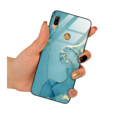 ETUI BLACK CASE GLASS NA TELEFON HUAWEI Y6 PRIME 2019 / Y6S ST_RZO-2021-1-105