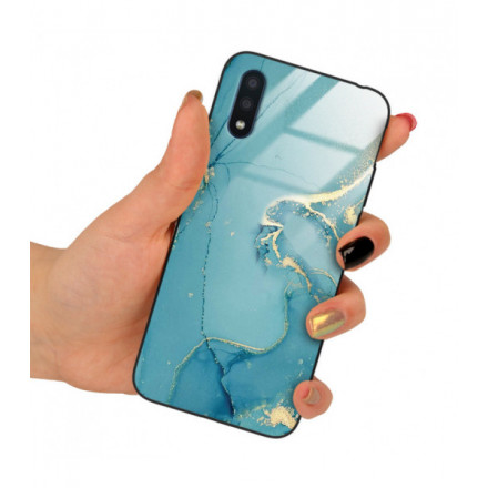 ETUI BLACK CASE GLASS NA TELEFON SAMSUNG GALAXY A01 ST_RZO-2021-1-105
